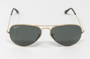 Ray-Ban RB 3025 AVIATOR LARGE METAL POLAR 001-58