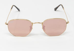 Ray-Ban RB3548N HEXAGONAL 001-Z2
