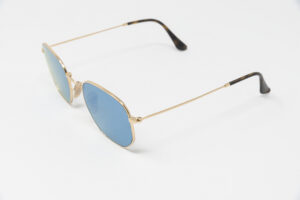 Ray-Ban RB3548N HEXAGONAL 001-90